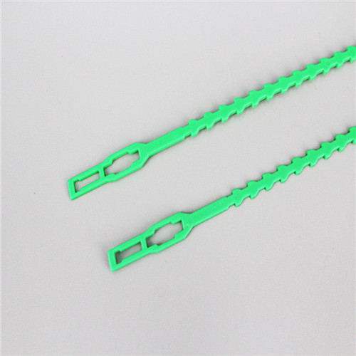 Knot cable ties