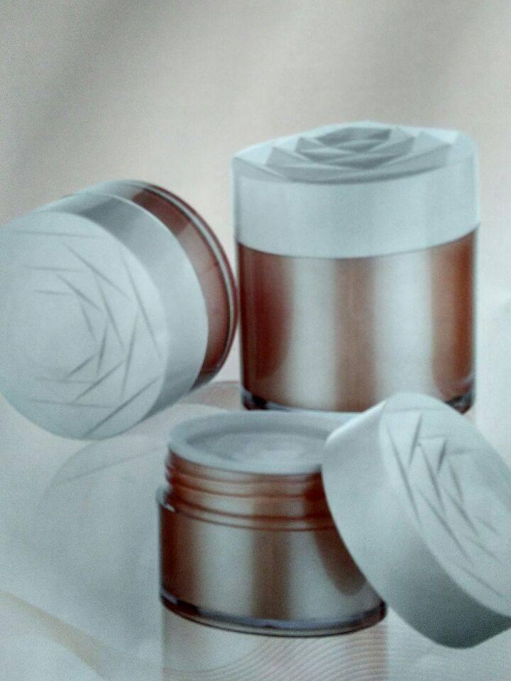 AS  cream bottle