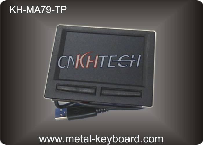 KH-MA79-TP Industrial Keyboard Mouse Touchpad / Plastic Computer Mouse