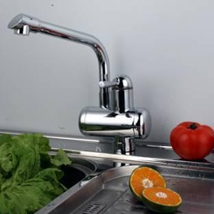 Electric kitchen faucet & tap