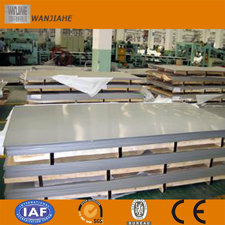 AISI430 Cold Rolled Stainless Steel Plates