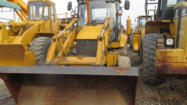 Used JCB Backhoe Loader 3CX in good condition