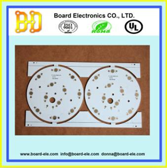 single layer aluminum pcb for led light