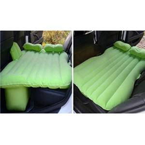 Car travel inflatable air mattress bed for trip