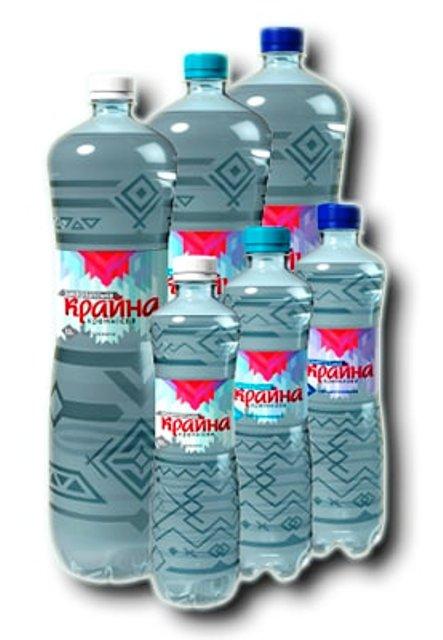 Natural mineral water 'Carpathian Krayna'