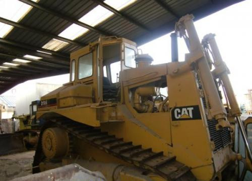Used bulldozer Caterpillar