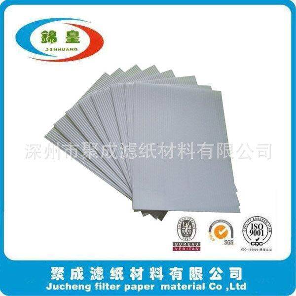 Auto and Mechanical engine filter paper