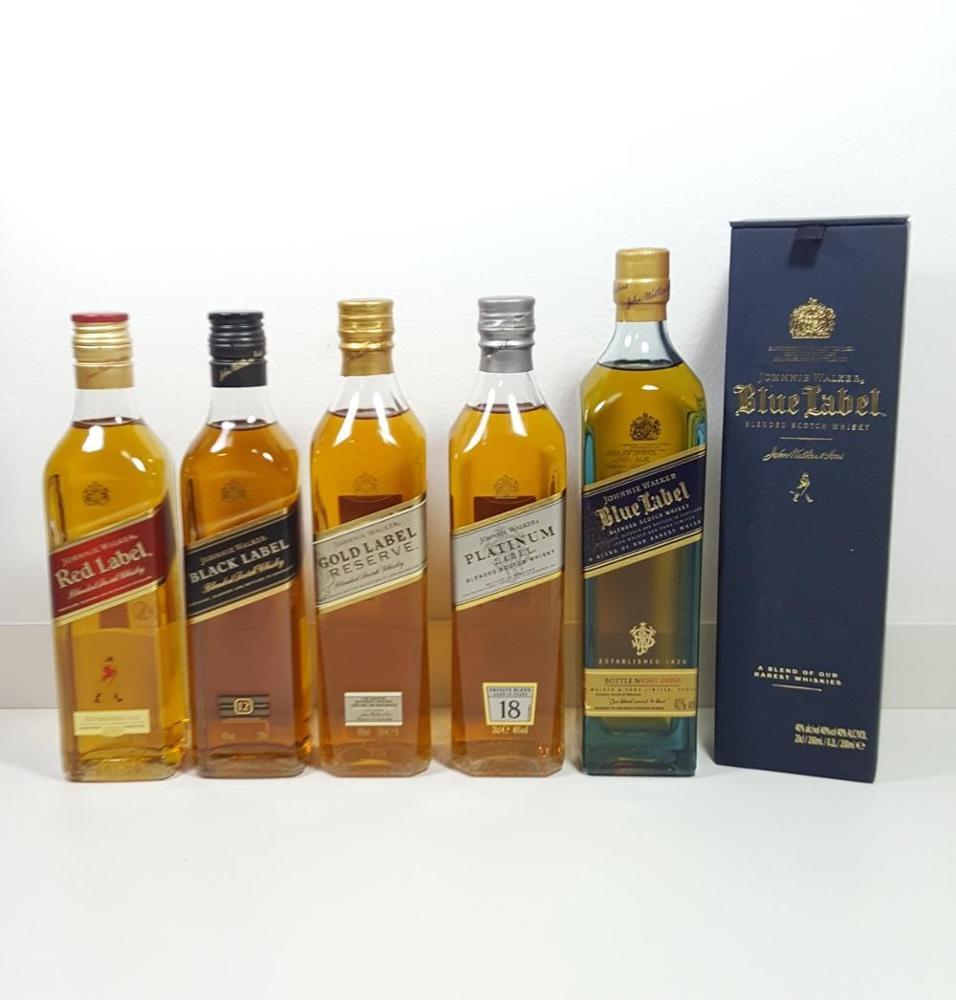 Johnnie Walker Whiskey