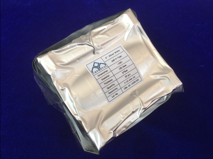 silicon wafer 6/8/10/12inch N/P type