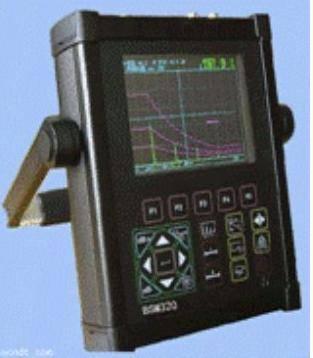 Beijing Wowei Portable Digital Ultrasonic Flaw Detector WUT4600