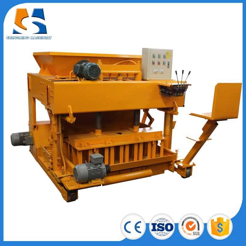 QMY6-30 block making machine