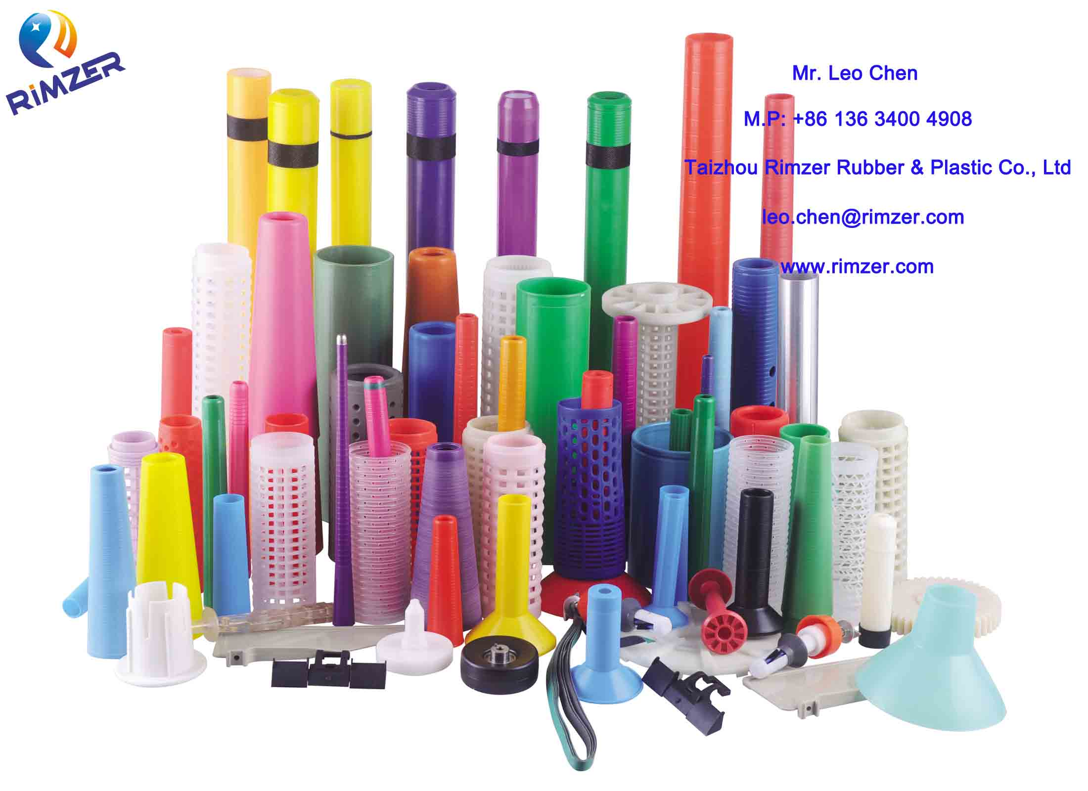 Plastic Bobbins and Sapre Parts for Spinning Machinery
