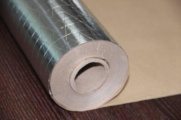 aluminum foil laminate sislation paper