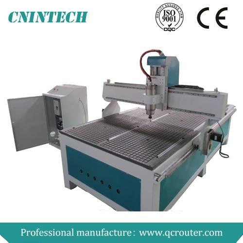 QC1325 Jinan CNINTECH Stepper motor and driver low price cnc wood router/low price cnc wood router/w
