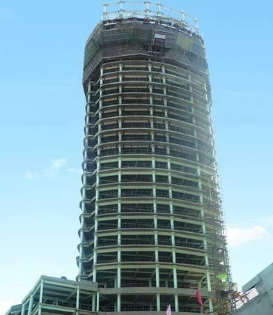 steel structure buliding