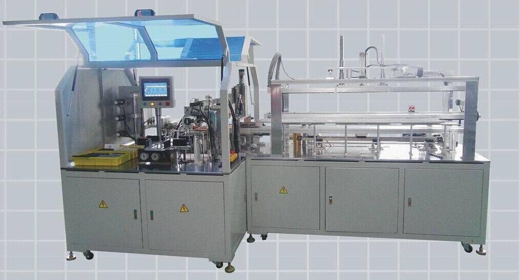 Full Automatic Solar Cell Tabber Strignr Machine H530