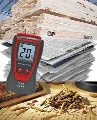 Wood mositure tester FL-4G