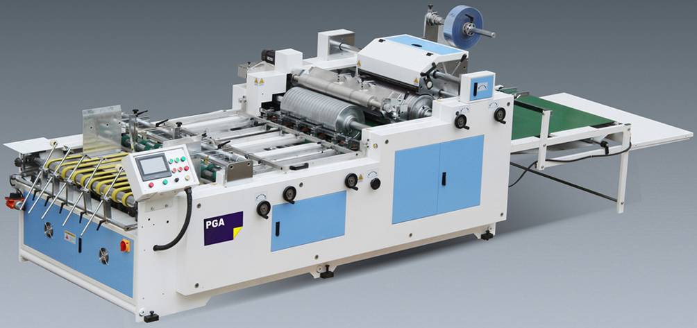 Automatic Window Patching Machine (TC-1100A)