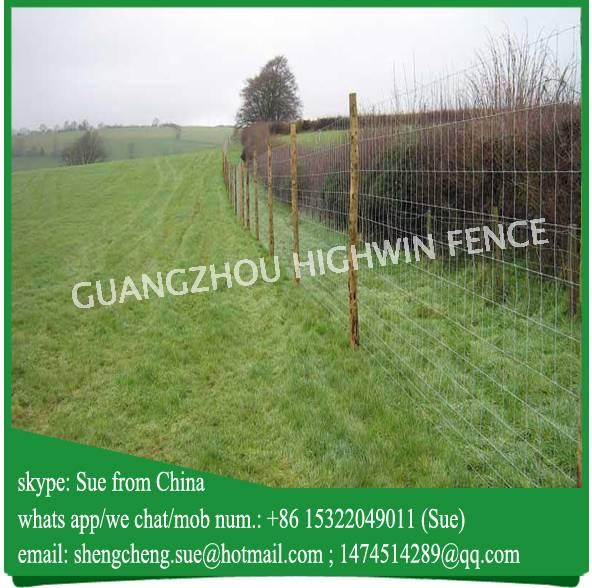 Cheap wholesale bulk cattle farm fence price