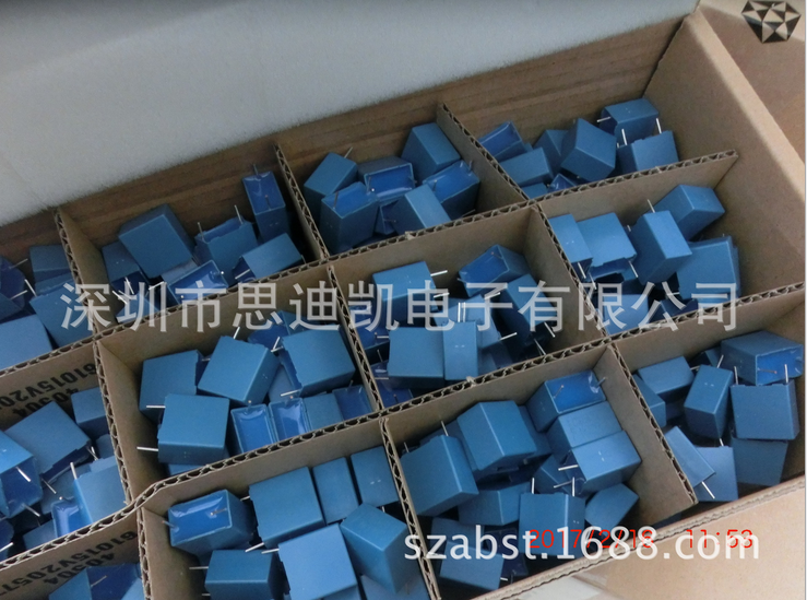 TDK-EPCOS Metallized Polypropylene Capacitors B32672L333J000