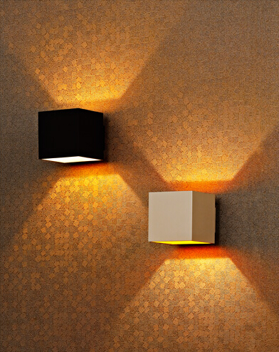 modern residential decoration wall lamp