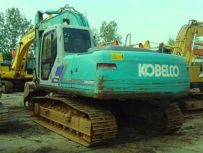 Used Kobelco SK200-8 Excavator