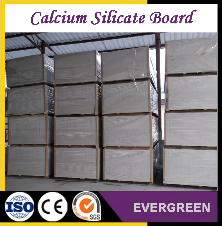 Soundproofing Materials Calcium Silicate Boards