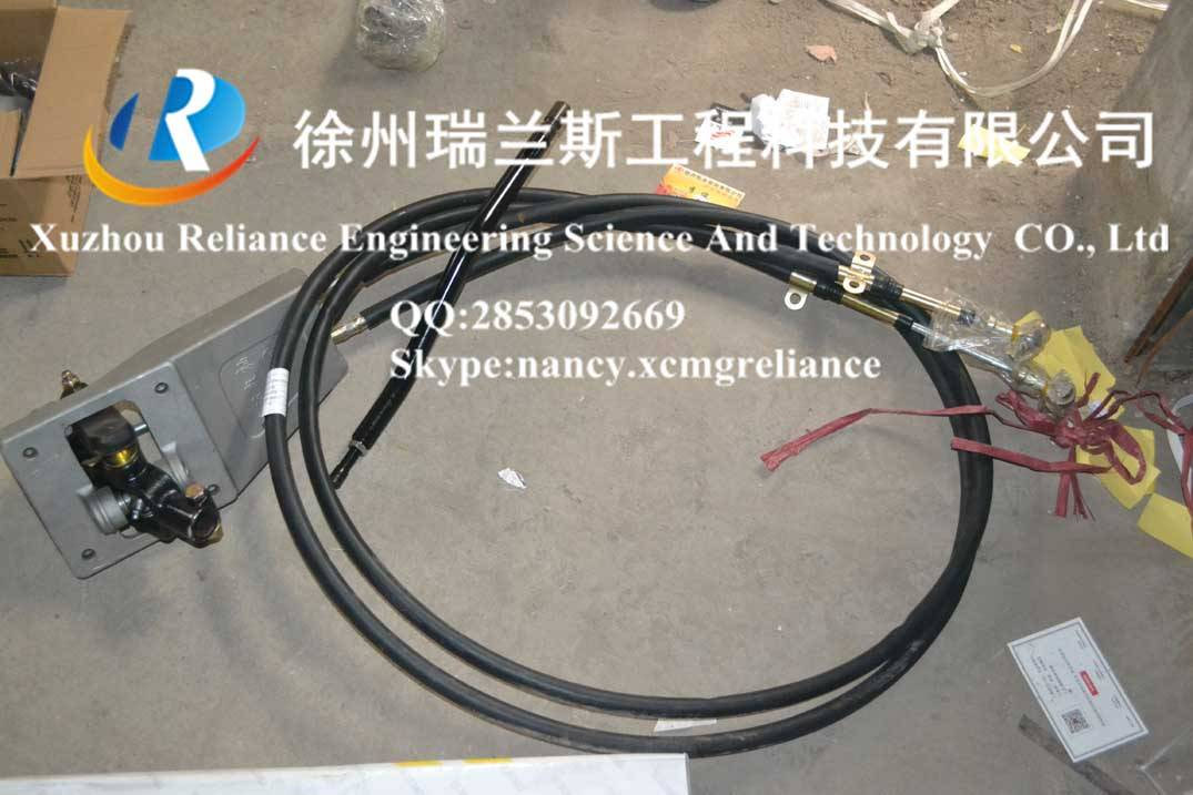 XCMG spare parts-crane-qy25k5s-Shift line-801300113