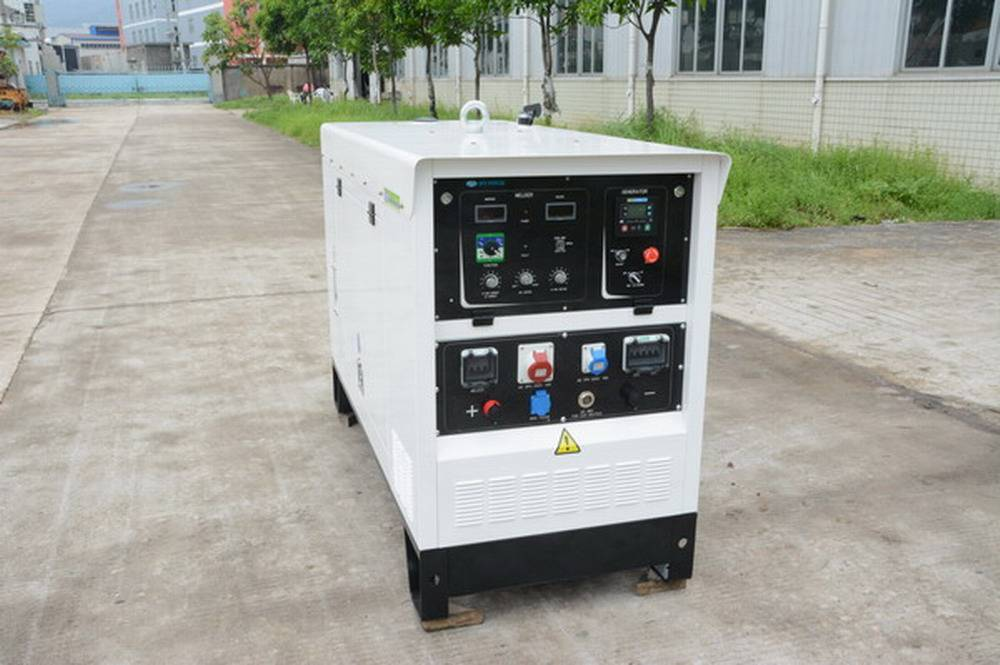 APT Power welder generator made in china with the nwest style hot sale