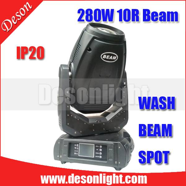 New arrival 280W 10R moving head beam stage light M-280
