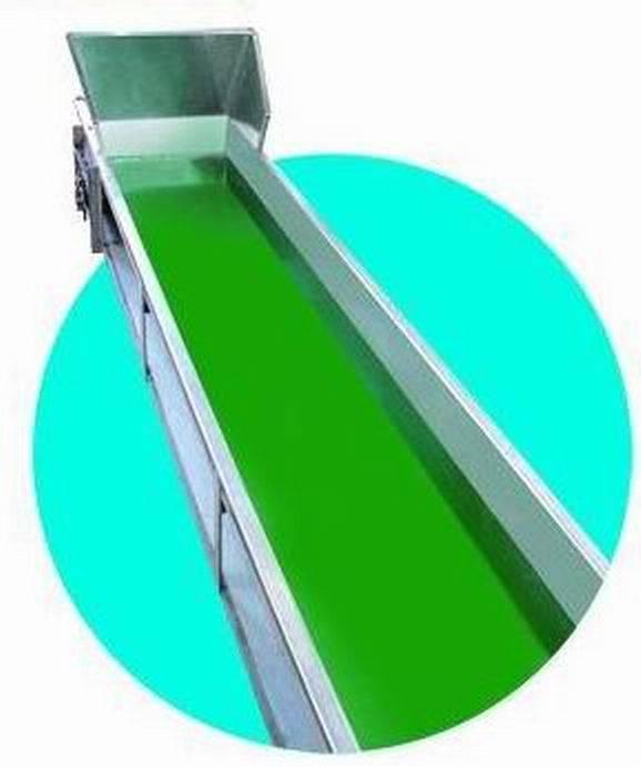fish paste conveyor