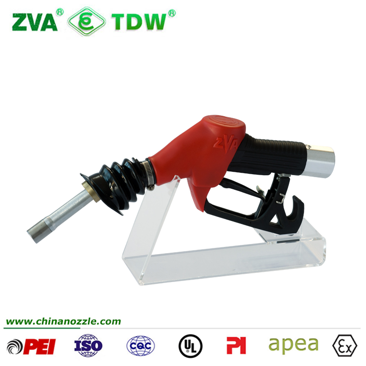 ZVA Automatic Fuel Dispenser Pump Nozzle With Vapour Recovery