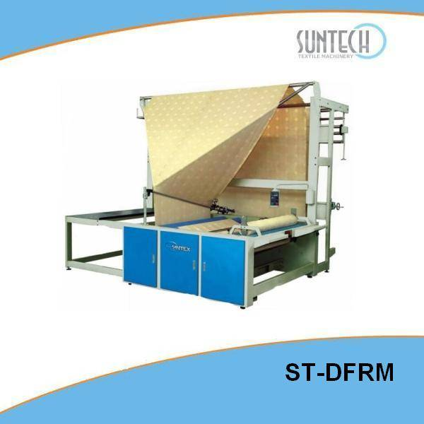 Double Folding & Rolling Machine (ST-DFRM)