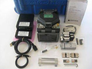 Sumitomo Type-65 Mass Ribbon Fusion Splicer Kit