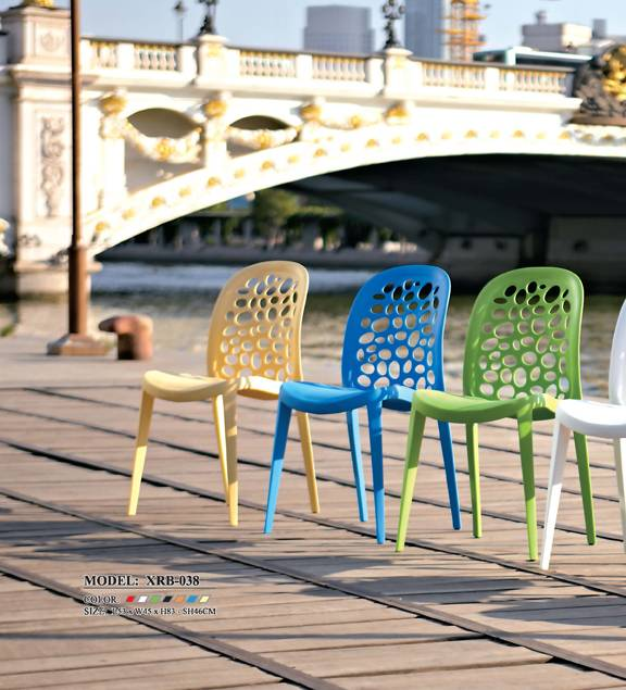 plastic leisure moulded chairs