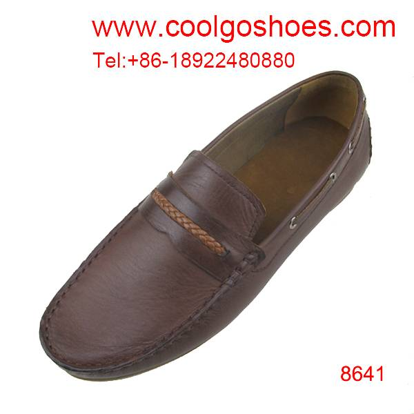 Hot selling newest men dress shoes style in China