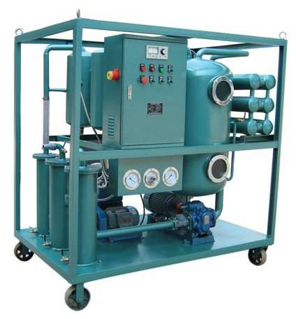 Waste Hydraulic Oil Purifier