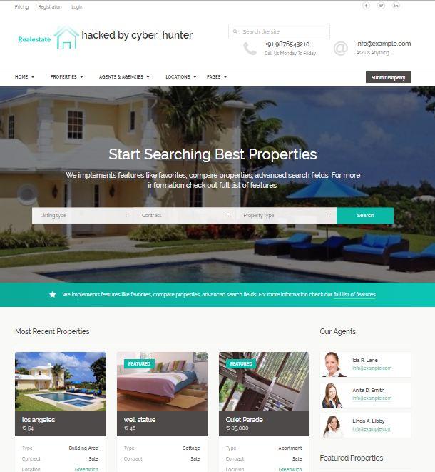 Realtor script, Property Portal Script