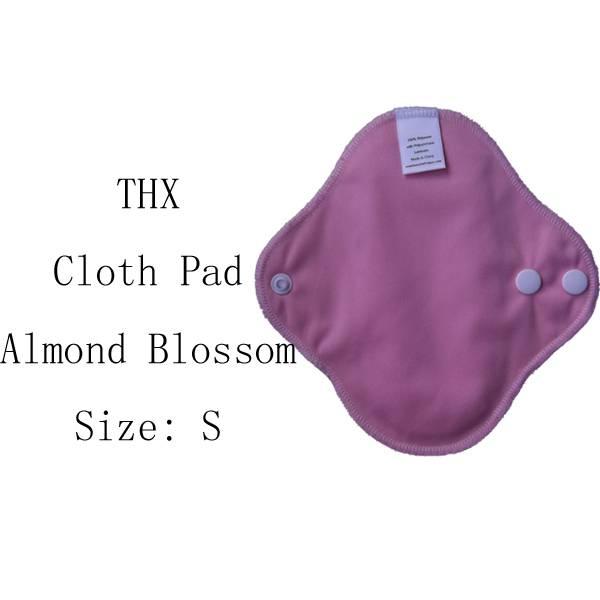Bamboo charcoal cloth pad/mama cloth