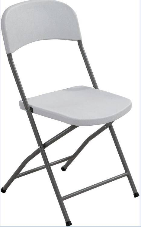 Blow-Molding Folding Plastic Chair (YCD-40)