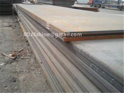Supply S355K2W,S355J0W,S355J2W corten steel