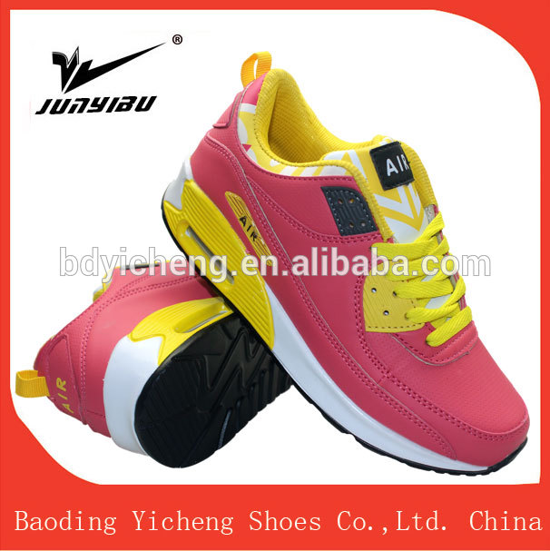 Hot Selling High Quality comfortable running walking sports shoes for women