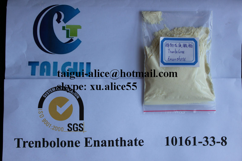 Legal Injectable Bodybuilder Muscle Building Steroids CAS 10161-33-8 Trenbolone Enanthate