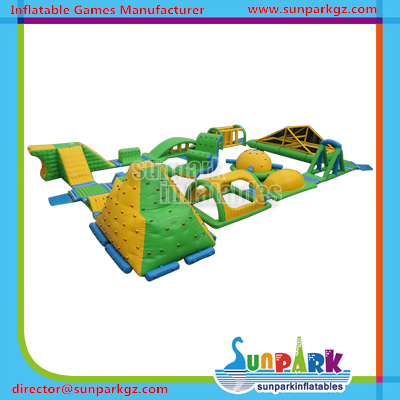 Aquatic Sports Adult Inflatable Water Park Equipment for Sale
