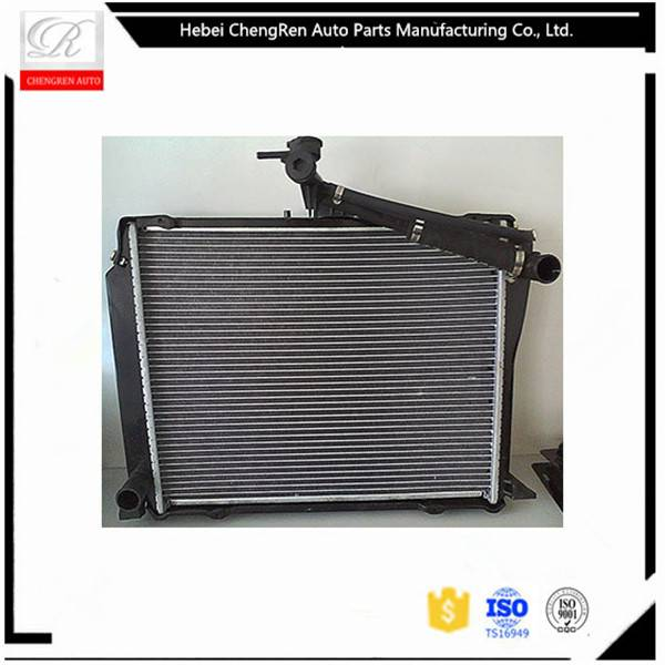 Aluminum Car Radiator Used For Jinbei Haise X30