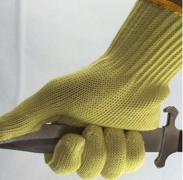 Kevlar/Aramid Fiber Cut-resistant Gloves