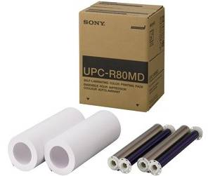 UPC-R80MD Self-laminating Colour Printing Pack
