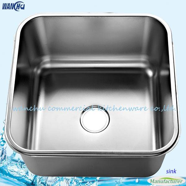 Top Quality 201/304 Kitchen Stainless Steel Sink