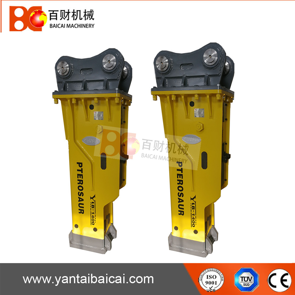 Box Silent Type Hydraulic Breaker for Komastu PC200 excavator
