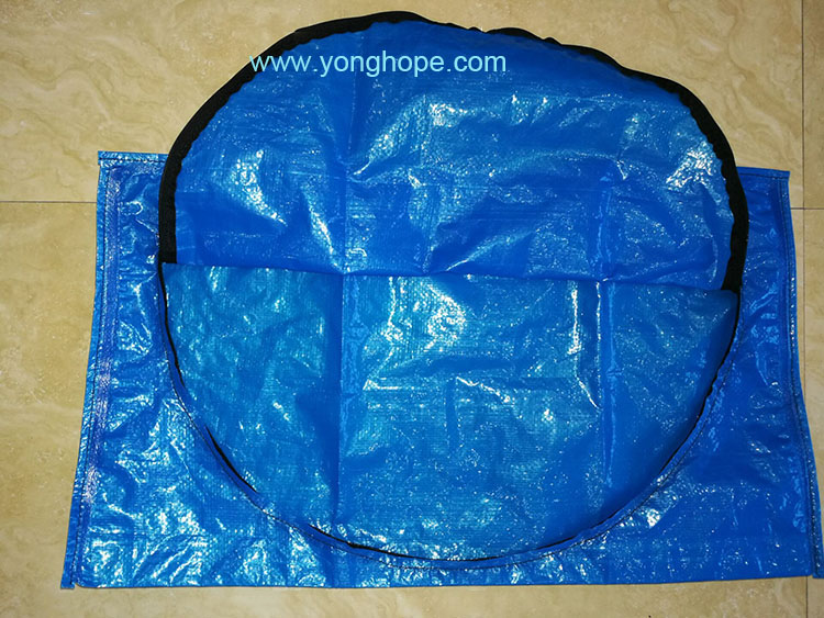 funeral disposable blue cremation dead body bag